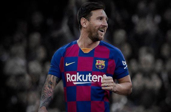 """""""Messi está harto"""". No lo hace ni con Arthur, De Jong ni Busquets"""