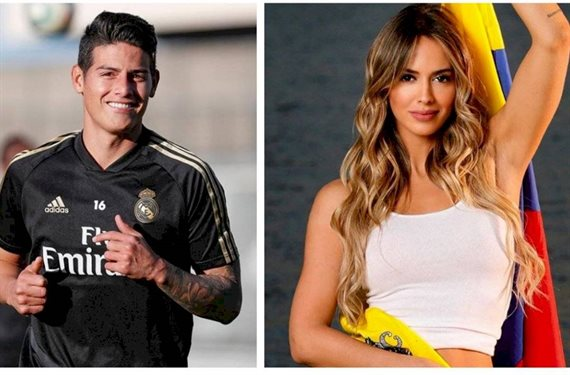 ¡Graban a Shannon de Lima! Video bomba ¡Más lío con James Rodríguez!