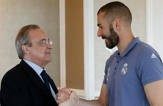 ¡Karim dice no al Real Madrid! ¡¡Florentino Alucinado!!
