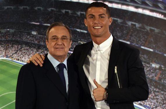 ¡Bomba! Florentino ya se lo ha dicho a Ronaldo: vuelve en Enero, es oficial