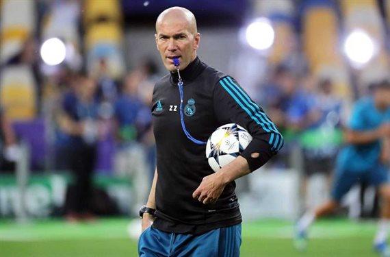 """""""Uno está fuera"""". La decisión fatal de Zidane de aquí a final de temporada"""