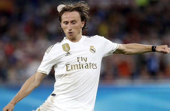 Modric pide audiencia con Florentino Pérez (y no es para marcharse)
