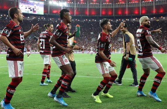 Flamengo y el deseo de conquistar América con la experiencia europea