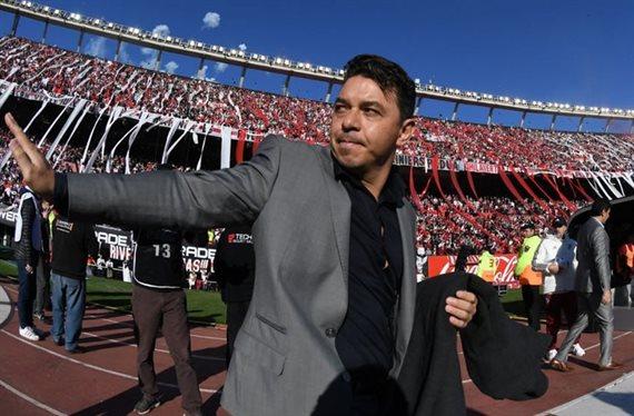 Marcelo Gallardo dirigirá su primera definición de la Copa Libertadores