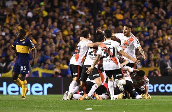 El camino de River hacia la final de la Copa Libertadores