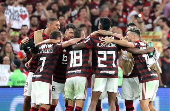El camino de Flamengo hacia la final de la Copa Libertadores
