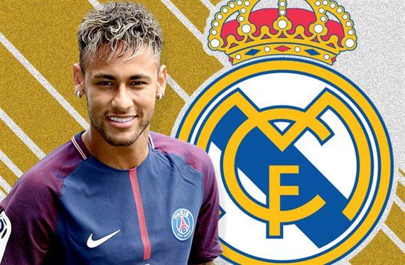 "¡Pillado! Floretino diciéndoselo a Ramos: ""Sergio, prepárate, viene Neymar"""