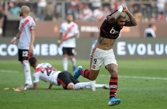 En una final histórica, Flamengo venció a River y conquistó América