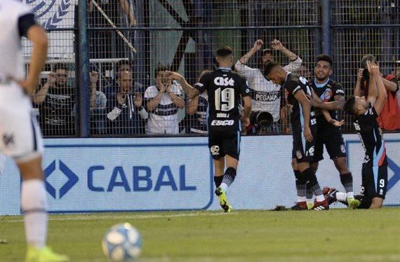 En el 'regreso' de Diego Maradona, Gimnasia de La Plata cayó ante Arsenal