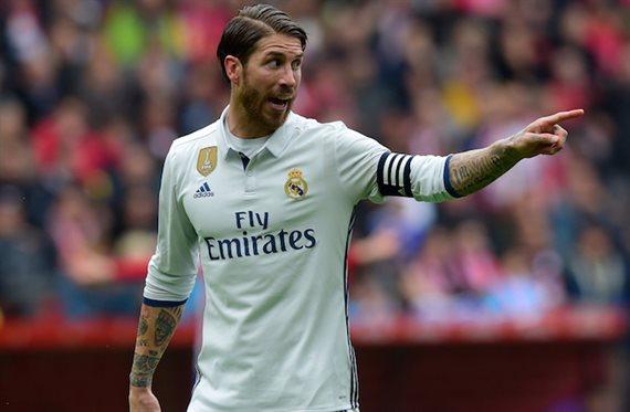 """""""Ha sido desleal y no quiero a nadie así cerca"""" Sergio Ramos muy enfadado"""