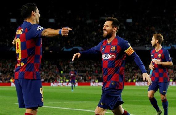 En su partido 700, Messi brilló en el 3-1 de Barcelona al Borussia Dortmund