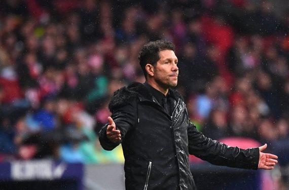¿Se va del Atlético Madrid? Simeone es pretendido por Paris Saint Germain