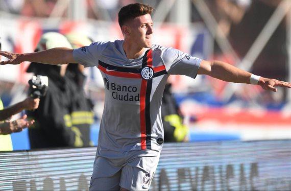 Con Gaich y Torrico como figuras, San Lorenzo venció 2-0 a Patronato