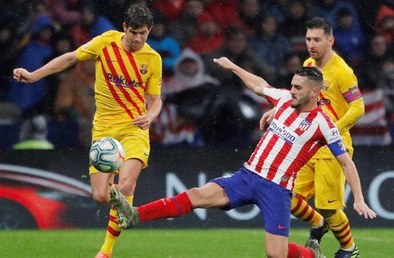 ¡Messi lo echa a la calle! El jugador al que sentenció en el Atlético-Barça