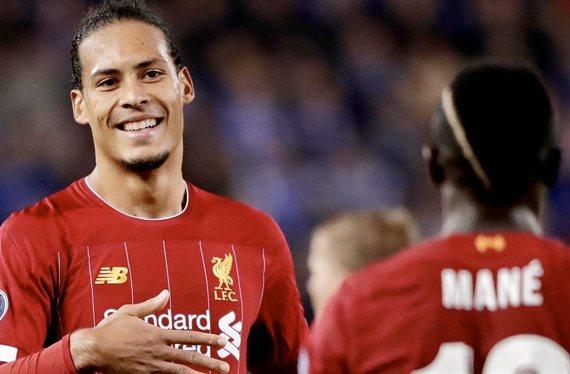 ¡Bombazo! Pep Guardiola le roba al equipo de Liverpool a su Balón de Oro