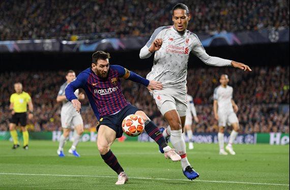 La ínfima diferencia por la que Messi superó a Van Dijk en el Balón de Oro