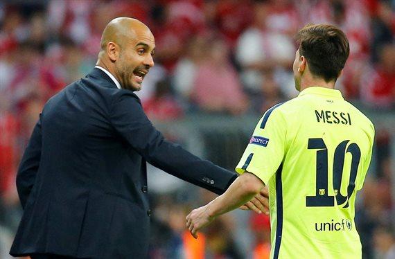 Messi y Guardiola, el utópico sueño del dueño de Louis Vuitton en el Milan