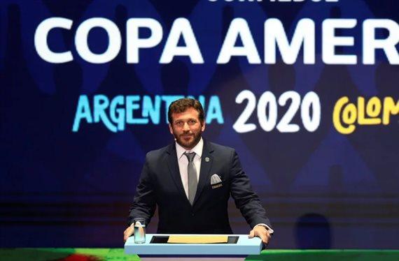 El fixture completo de la fase de grupos de la Copa América 2020