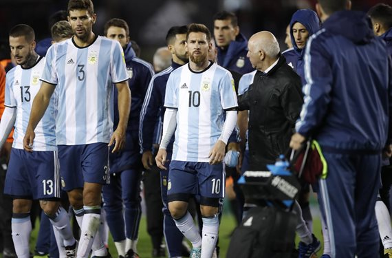 El último partido que la Selección Argentina jugó en el Monumental