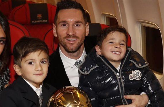 ¡Bomba increíble! Es el último Balón de Oro para Messi