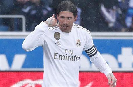 ¡Atención! El Real Madrid le busca sustituto a Sergio Ramos