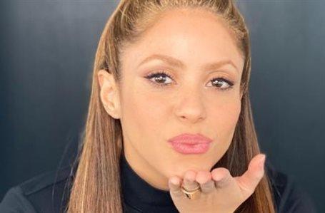¡Vídeo increíble! A Shakira le va a estallar el pantalón y ¡se ve!