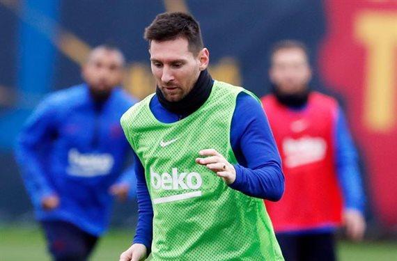 ¡Atención! El crack que traiciona a Messi y se va a jugar fuera