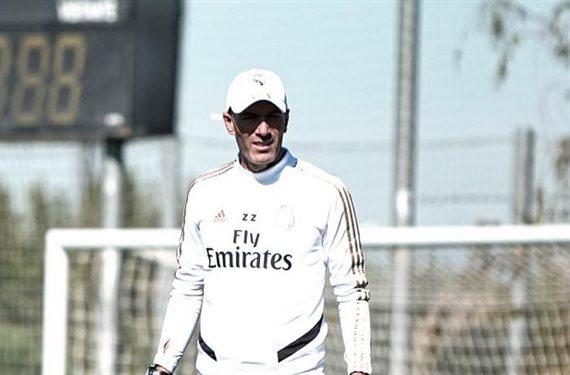 ¡Menudo lío! La decisión de Zidane que no gusta nada al Real Madrid
