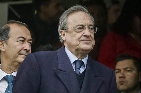 Última hora: Florentino cierra al delantero durante el Madrid-Espanyol