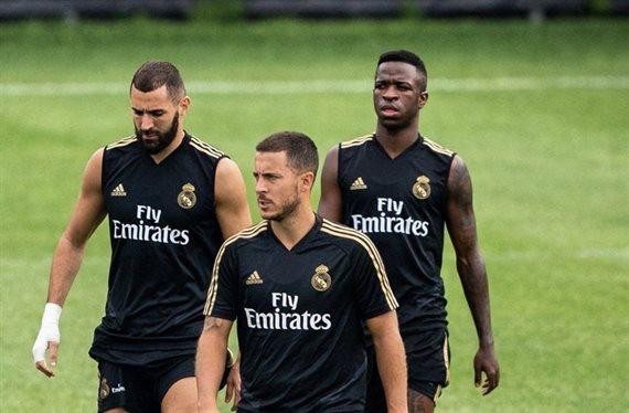 """No aprende nada"". Zidane se harta de un crack del Real Madrid"