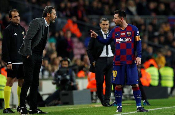 """Messi sorprende: """"Mi último Hat trick y lo voy a celebrar con una copita"""""""