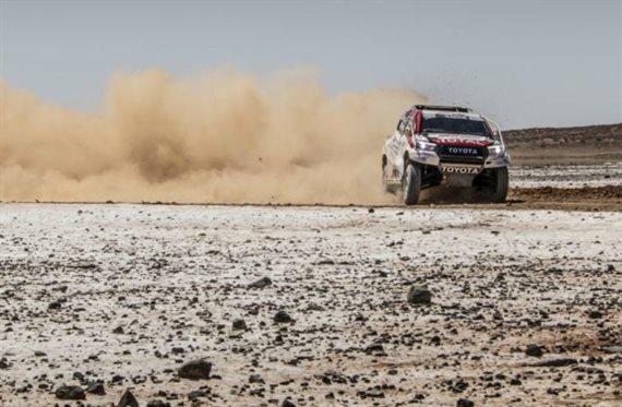 La carcel del Dakar avisa a navegantes: las normas bien claras