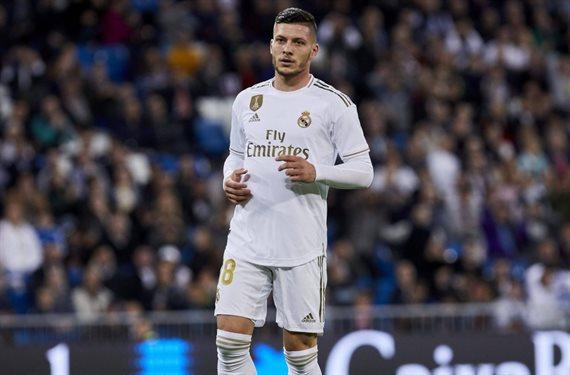 Jovic entra en la operación: Florentino Pérez tiene la bomba para el Madrid