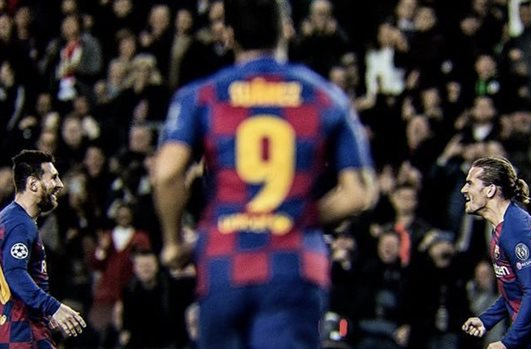 Messi para una salida hecha del Barça: Mi amigo se queda hasta que yo diga