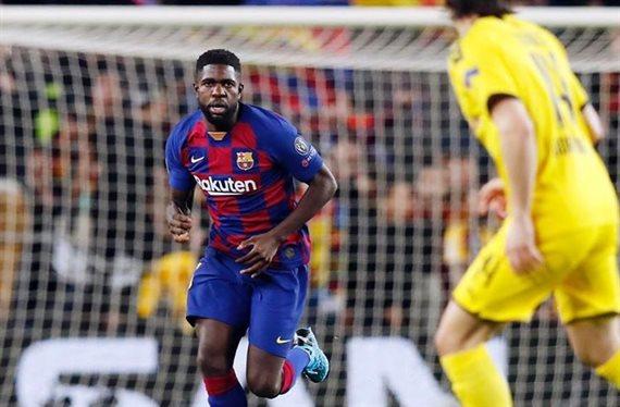 Messi da el OK. El sustituto de Umtiti ya está en camino