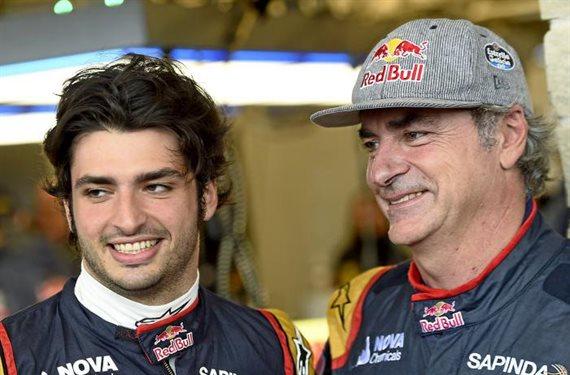¡Conmoción! Carlos Sainz ya sabe como será su nuevo McLaren