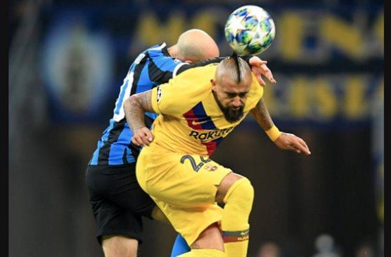 ¡Fichaje cerrado en el Inter-Barça! Arturo Vidal se va: ¡Bomba para Messi!