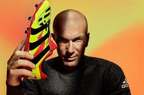 ¡Muy fuerte! El jugador que tiembla al ver a Zidane