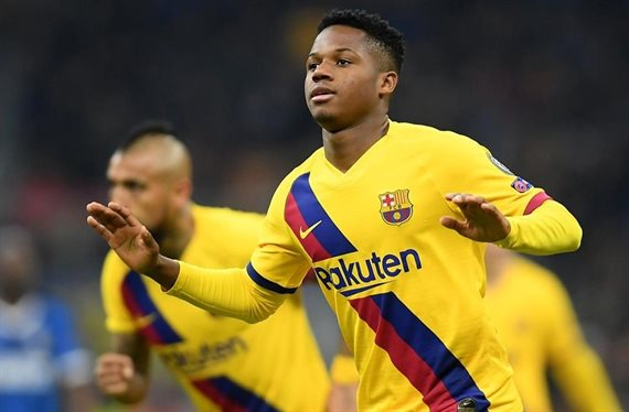 """""""Se ofrece a Florentino Pérez"""". Es del Barça (y Messi se enfada)"""