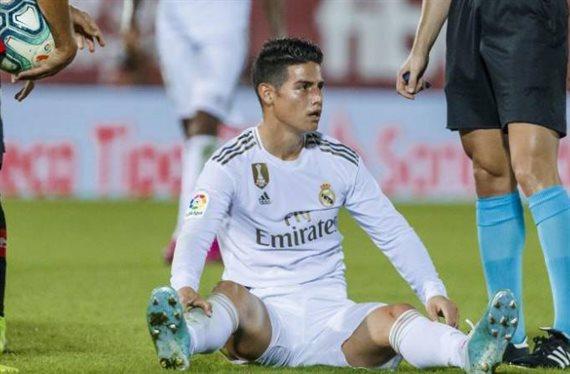 James Rodríguez y 80 kilos. Zidane acepta y esta vez sí hay acuerdo