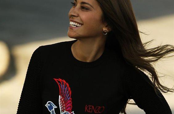 Antonella Rocuzzo ¡las enseña! y son preciosas