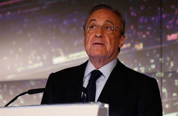 ¡600 millones! Y no son para Mbappé: ¡Florentino Pérez lo hace!