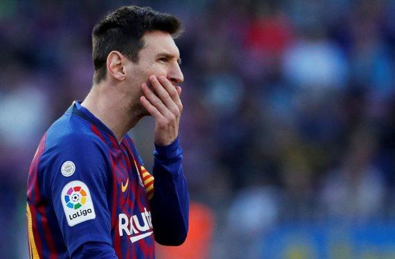 Alta traición de un compañero de Messi hacia el argentino
