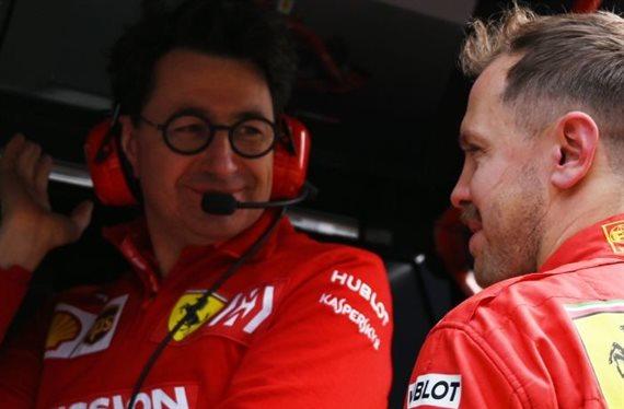 ¡Mamma mia! Ferrari le abre la puerta a un piloto español