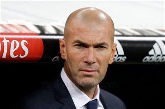 La plantilla estalla contra Zidane en la semana del cláisco