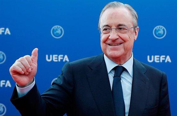 Florentino Pérez lo ata para el Real Madrid: Tiene 20 años