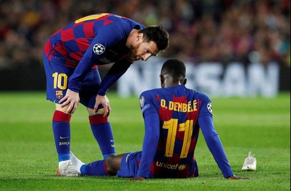 ¡Traición a Messi! El crack del Barça que negocia con el Real Madrid