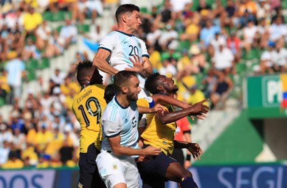 Argentina debutará en las Eliminatorias sin Messi y de local ante Ecuador
