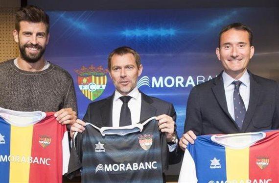 El ridículo del FC Andorra, equipo de Gerard Piqué, en la Copa del Rey
