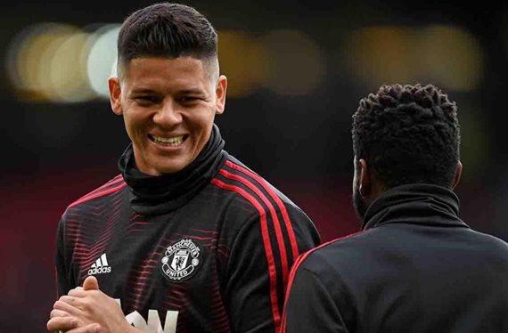 ¿Regresa a Estudiantes? Marcos Rojo es transferible para Manchester United